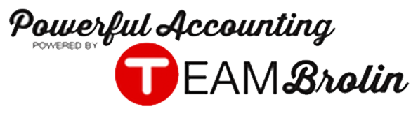 Powerful Accounting by Team Brolin